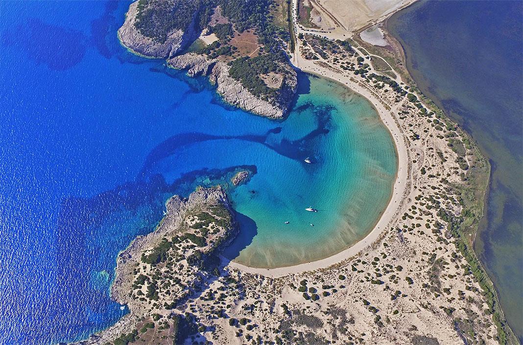 Messinian story - olive oil region