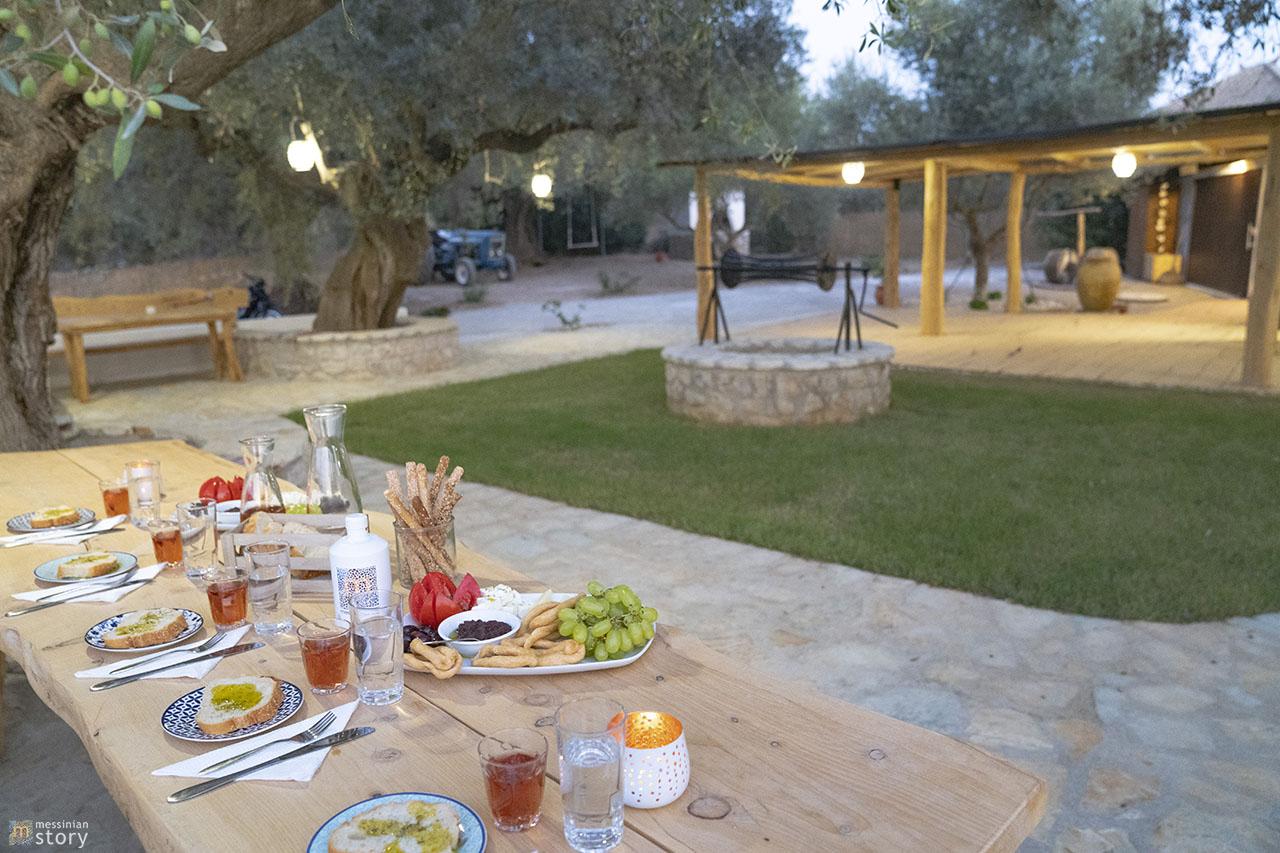 Agrotourism – Tour and taste – Messinian story 21