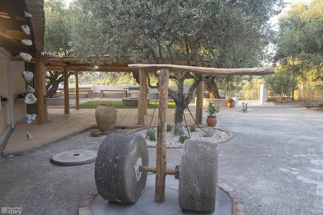 Agrotourism – Tour and taste – Messinian story
